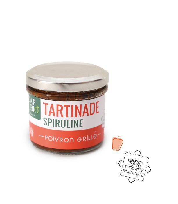 cap-bio-pesto-tartinade-poivron-grille